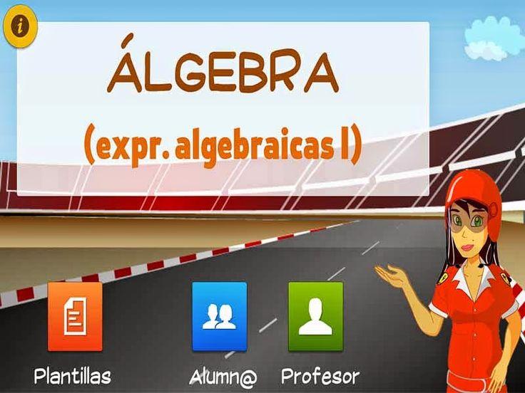Expresiones Algebraicas Aplicacion Interactiva De Matematicas En