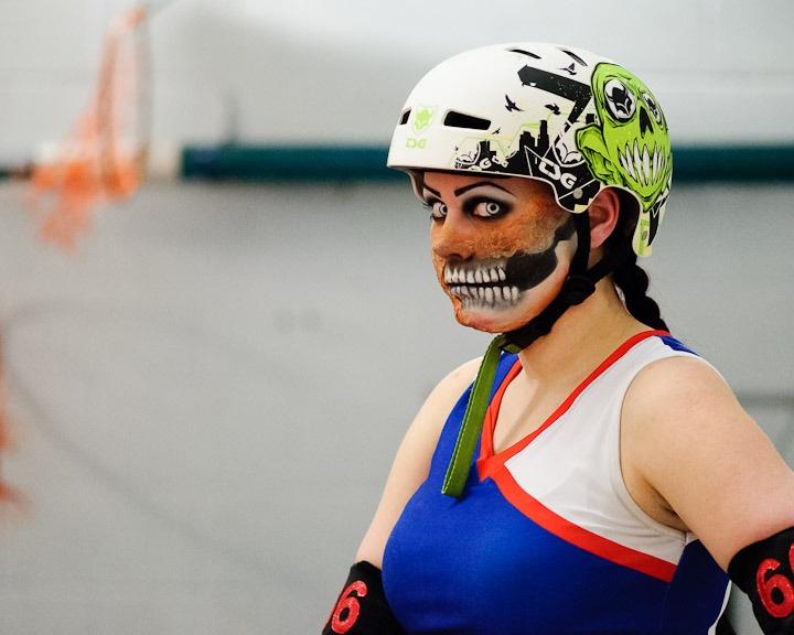 Bristol Roller Derby Vs Leeds Roller Dolls § Sports Photography § Bristol