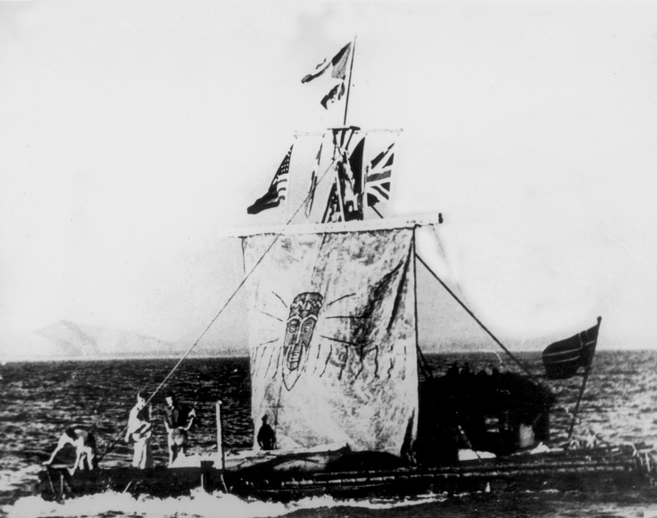Thor Heyerdahls 'Kon-Tiki