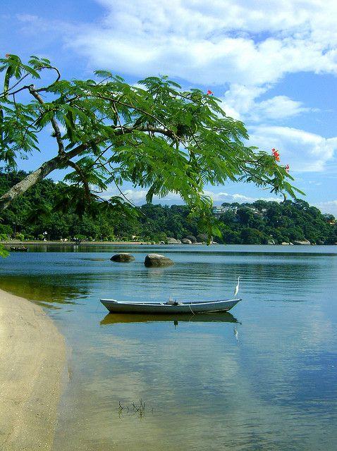 Série Rio de Janeiro-Ilha de Paquetá na Baía de Guanabara.