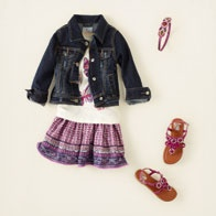 Children Place Outfits
