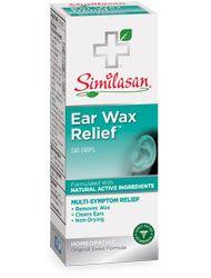 Ear Wax Relief | Ear Wax Drops | Ear Wax Treatment | Similasan USA