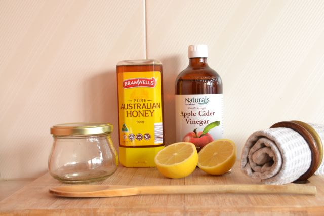 DIY acne treatment for oily skin Melbourne Housewife