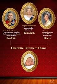 Resultado de imagem para princesa charlotte