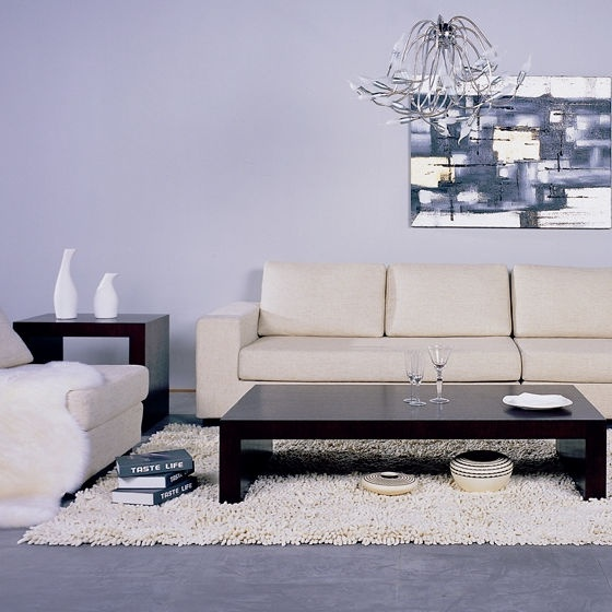 Beverly Hills Furniture Recluse Coffee Table In Wenge