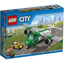 Lego City: Airport Cargo Plane (60101) 60101 Help the pilot and the airport worker get the packages ready for delivery! Use the hand truck to load the packages on the airport service car and drive them to the back of the plane for loading. Fit a http://www.MightGet.com/january-2017-11/lego-city-airport-cargo-plane-60101-60101.asp