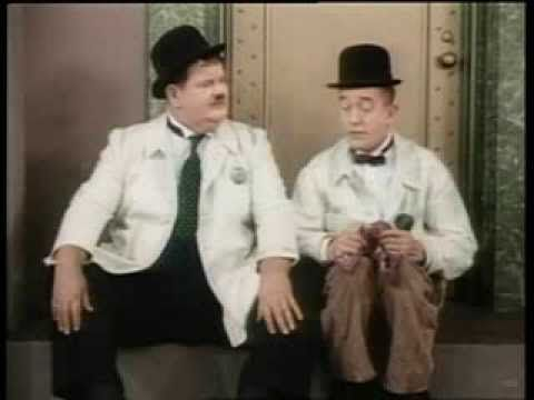 Laurel & Hardy - Chickens Come Home - YouTube