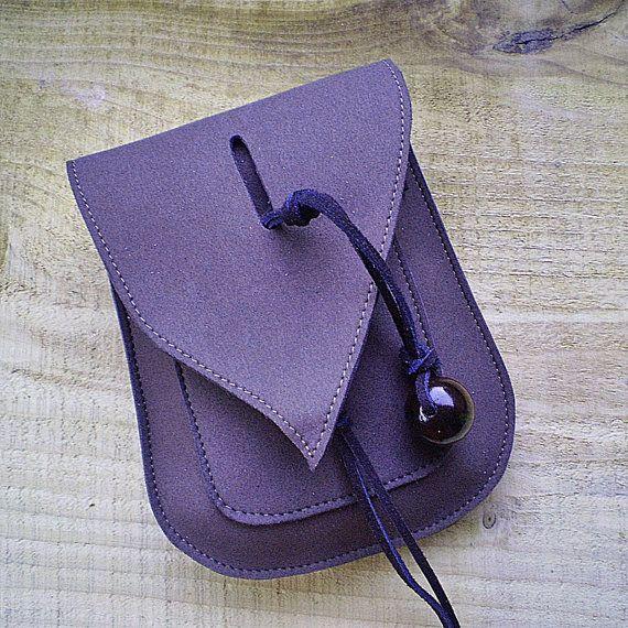 SALE Handmade vegan pouch belt bag Bohemian Fairy by Fairysteps, £20.00