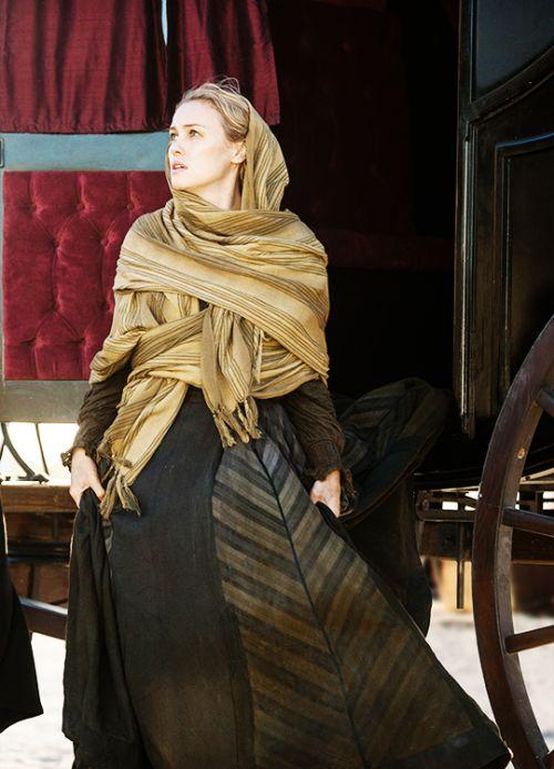 Hannah New in 'Black Sails' (2014). x