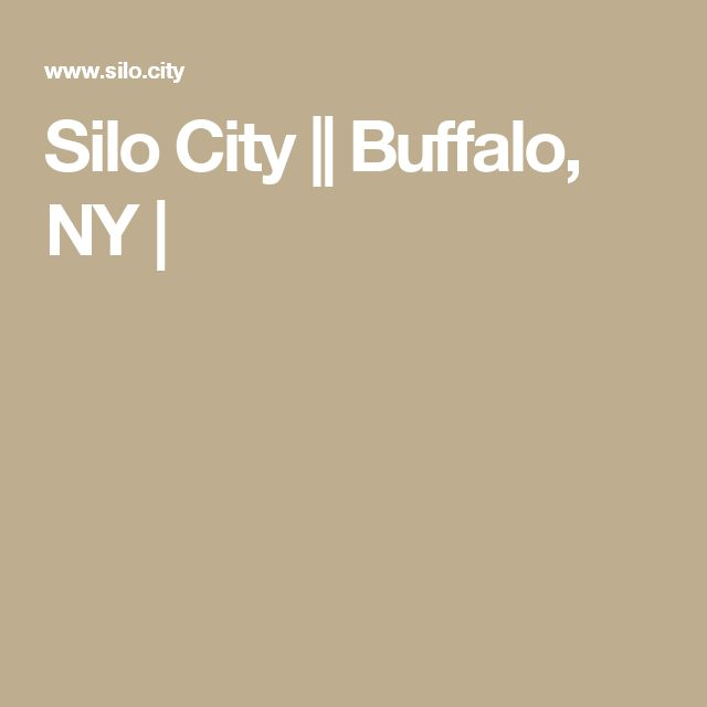 Silo City || Buffalo, NY |