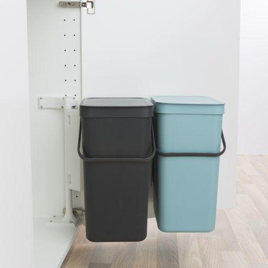 Die besten 25+ Mülleimer trennsystem Ideen auf Pinterest Boden