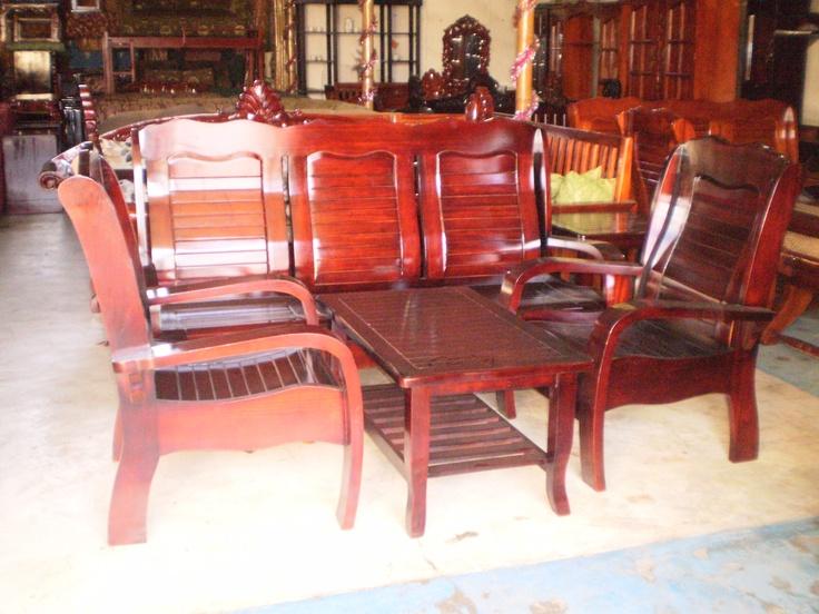 Malaysian Living Room Set