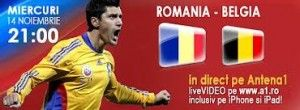 Romania Belgia