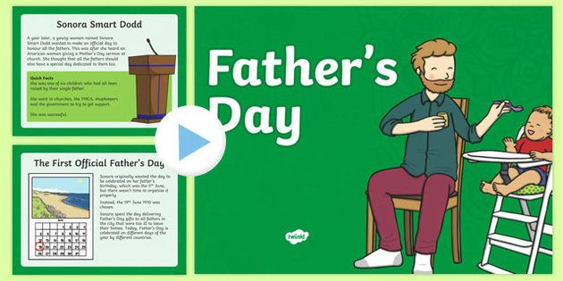 Australia Father's Day PowerPoint-Australia