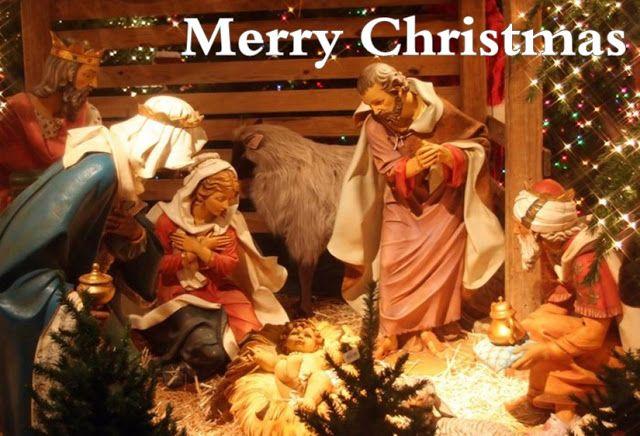 free christmas baby jesus