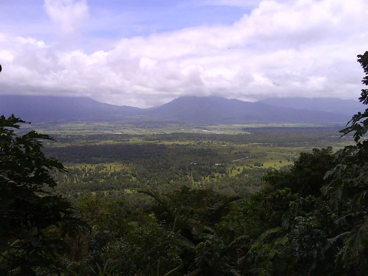 Vast View of Rawa Dano