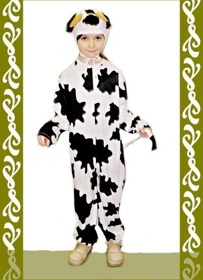 kostým kravička, Ladana