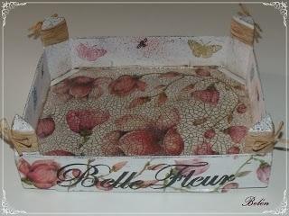 Mi Pequeño Rincón: caja de fresas