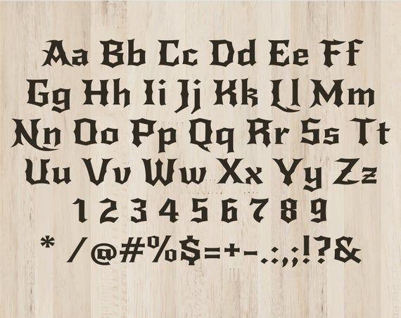 SVG Font Custom Digitizing Font Digitizing Typography Alphabet Svg Quality Font Digitizing SVG Fonts SVG Numbers Cricut Font Svg