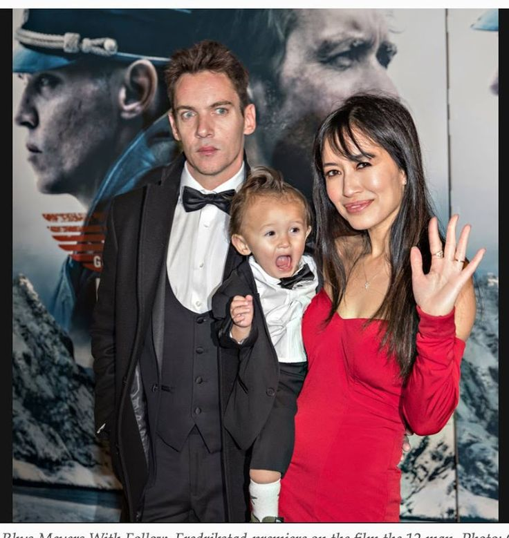 Jonathan Rhys Meyers in Norway for the 12th Man premiere #jonathanrhysmeyers #jrm