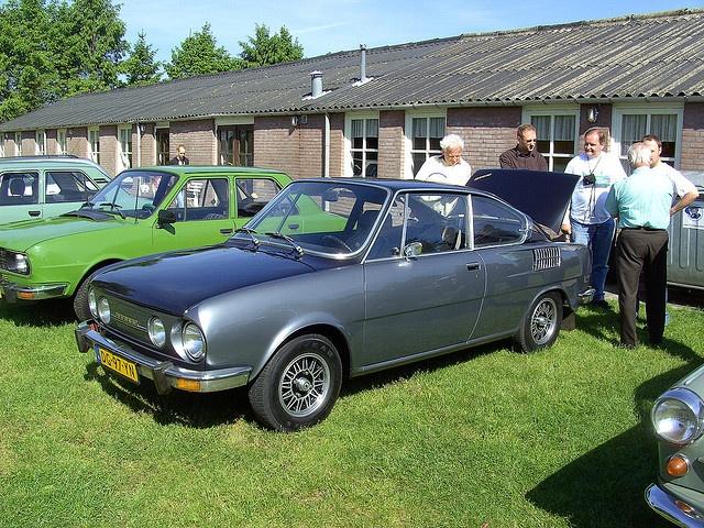 Skoda S 110 R 1978.