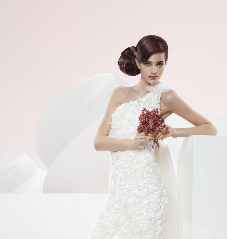 Hair by Michal Zelenka #WeddingHair