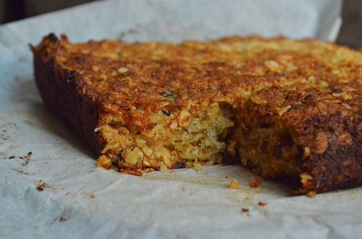 Forever Nutrition: Apricot anzac squares