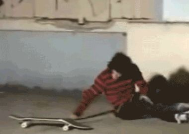 Funny Fights GIFs: These Idiots Picked a Fight with the Wrong Guy