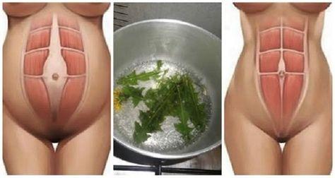 Prenez ce jus pendant 7 jours pour éliminer la graisse abdominale