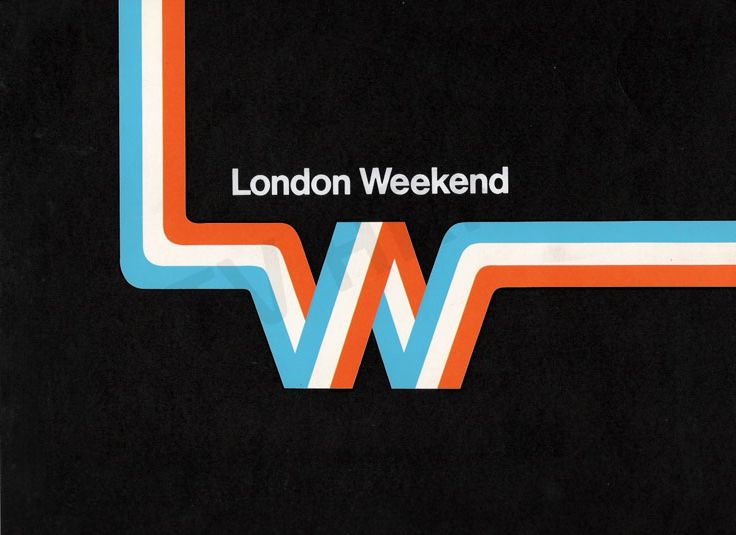 This IS the Seventies - every Friday night at 6pm, LWT took over from Thames TV on ITV
