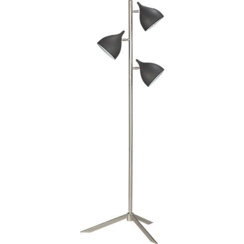 Trio floor lamp in floor lamps cb2 home decor for Cb2 lamp pool floor lamp