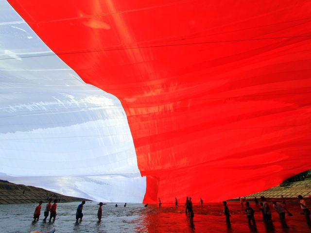 17 августа - День независимости Индонезии