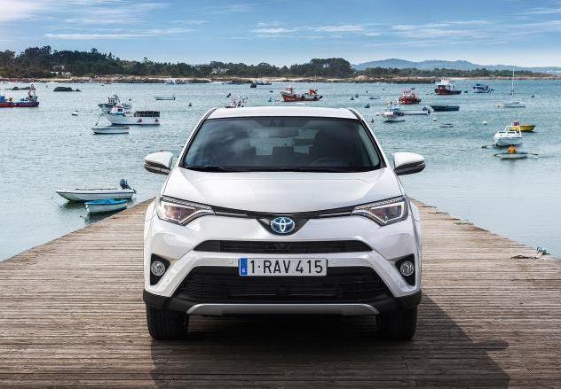 2018 Toyota RAV4 Redesign Schedule