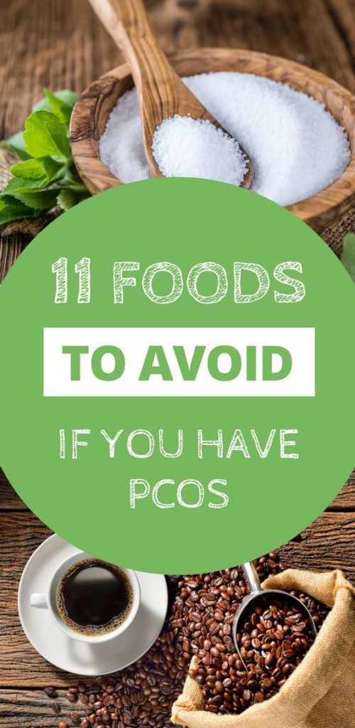 NEGLECT THESE 11 FOODS FROM YOUR DIET IF YOU HAVE PCOS – Medi Idea
