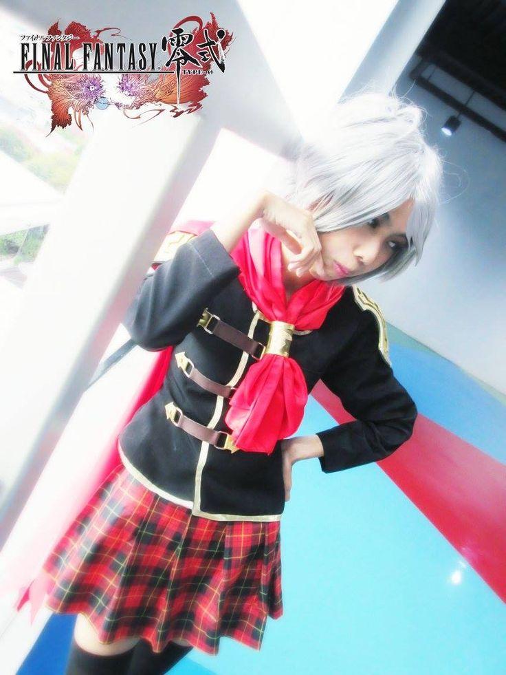 Sice (Final Fantasy Type-0)