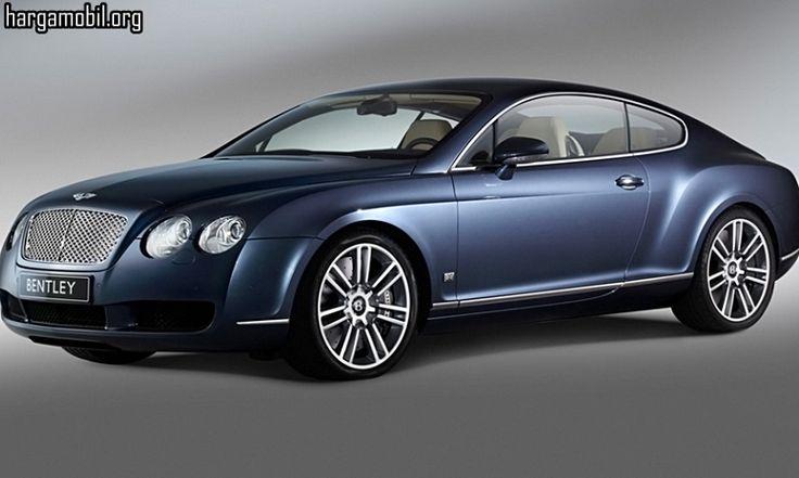 Daftar Harga Mobil Bentley Bulan Ini