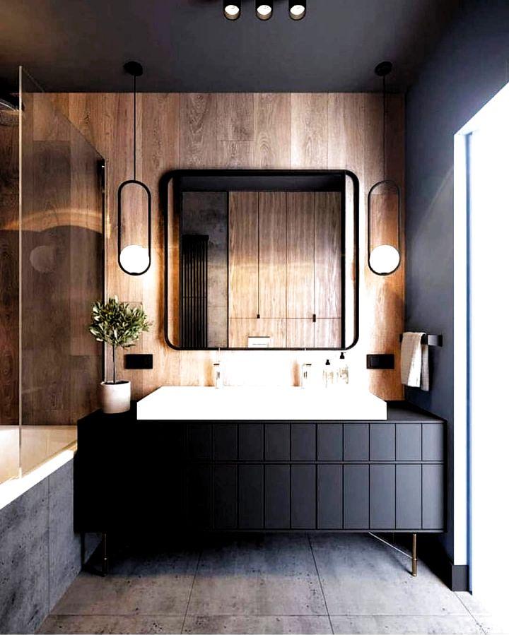 #bathroom decor half bath #4x8 bathroom decor #from ...