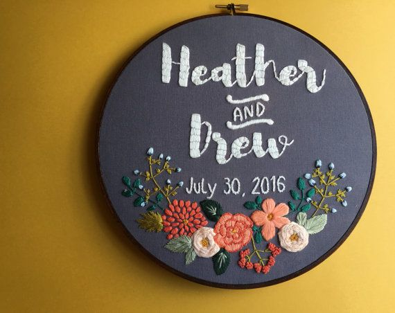 Hey, I found this really awesome Etsy listing at https://www.etsy.com/listing/454731124/custom-personalized-embroidery-hoop-art