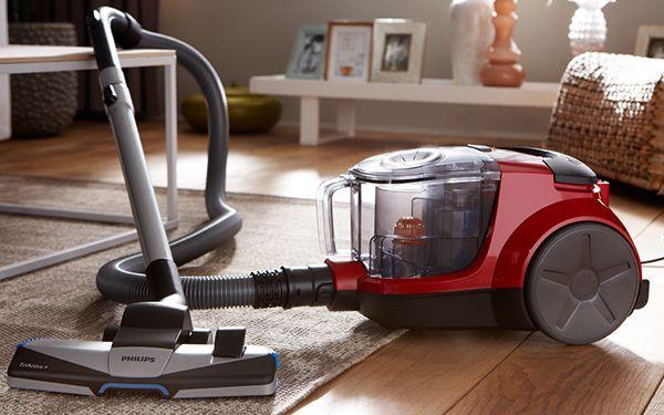 Aspiratorul fara sac Philips PowerPro Compact FC9323/09, eficient impotriva murdariei cu un consum energetic redus. Vezi AICI pret si review!