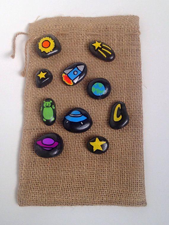 Histoire des pierres, Alien pierres d