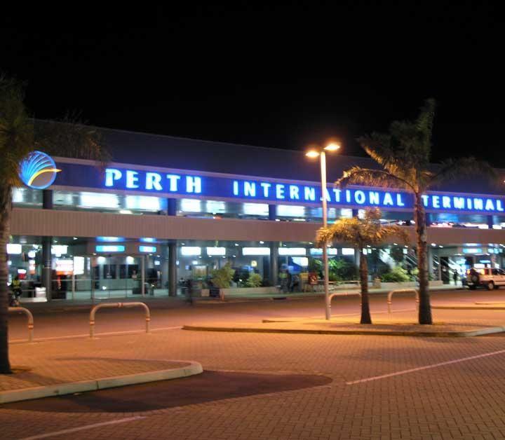 Perth Airport (PER)