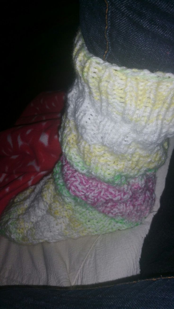 Socka till Anette