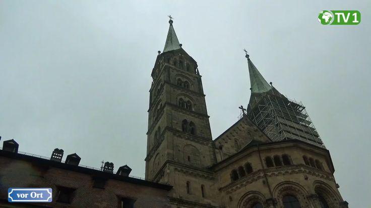 Wie wurde vergangene Nacht die Uhr um eine Stunde am Bamberger Dom zurückgestellt? Dies wollten wir erfahren - doch daraus wurde eine Führung durch die…