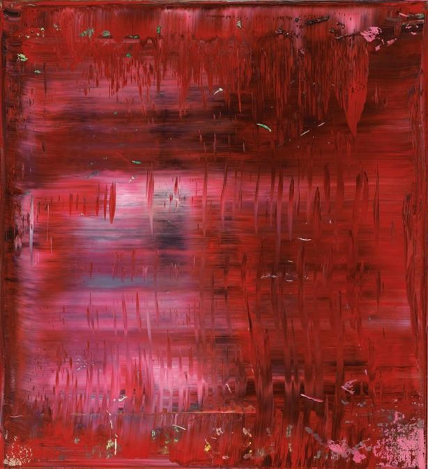 Abstract Painting [748-1] » Art » Gerhard Richter