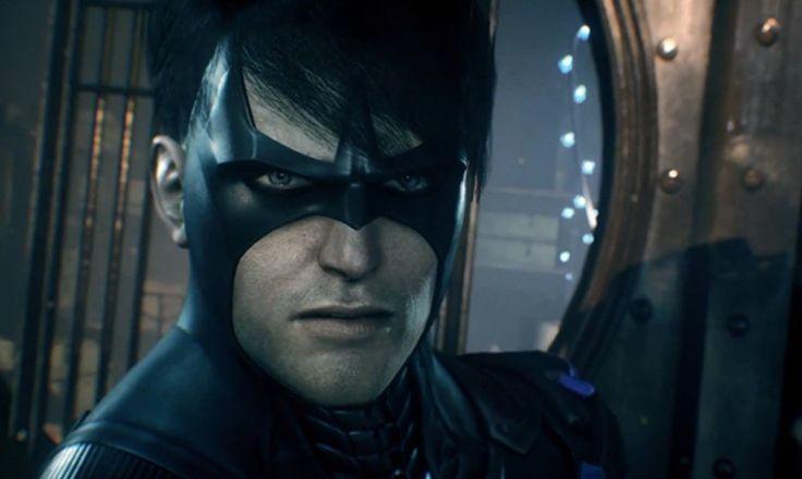 Batman Arkham Knight Nightwing ❤️