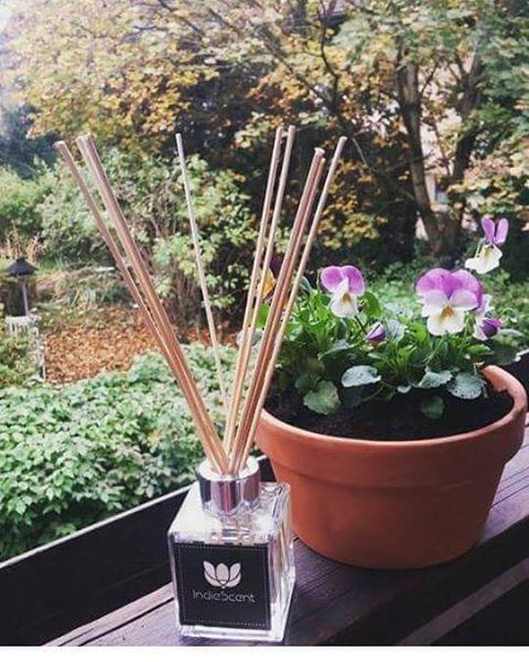 Φθινόπωρο στην Βαυαρία! Σ ευχαριστούμε πολύ αγαπημένη μας Ιουλία!! #diffuser #bespoke #tailormade #custommade #perfume #perfumeshop #agiaseirinis #monastiraki #athens