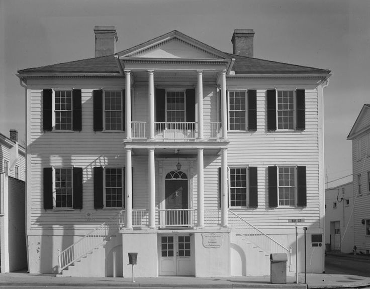17 best images about historic architecture of south for Beaufort sc architects