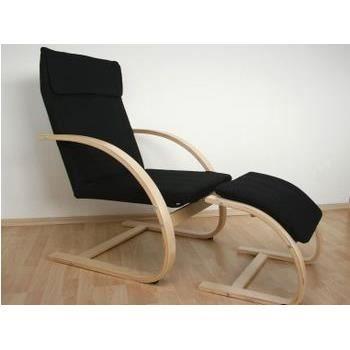 Fauteuil rocking chair allaitement avec tabouret - Achat / Vente fauteuil - canapé bébé 2009965182682 - Cdiscount