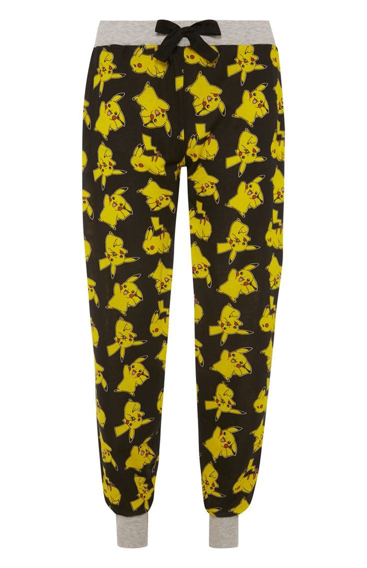 "Primark - ""Pokémon Pikachu"" Pyjamaleggings"