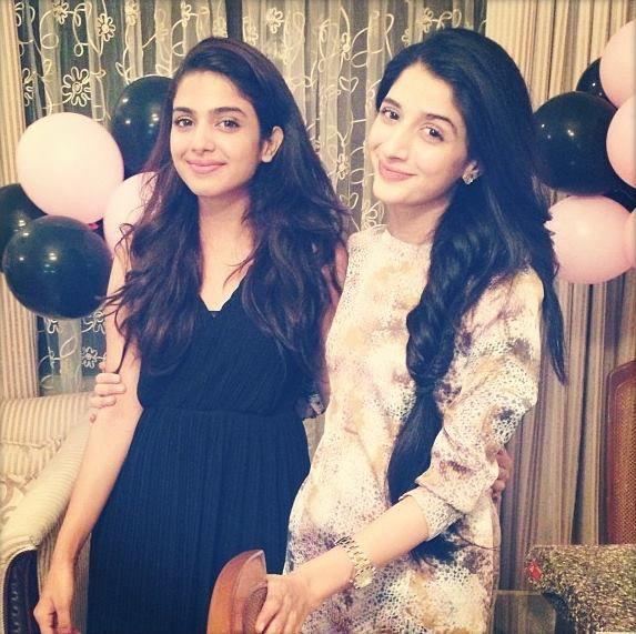 sonia hussain and mawra hussain